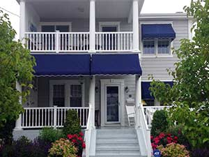 product portfolio - picture of residential front porch