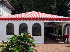 Products - Commercial Awning
